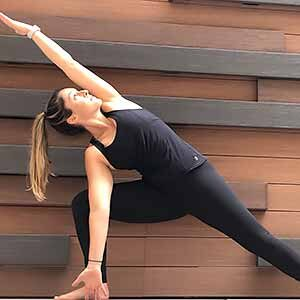 Darah Marchionne Phyical Therapist, Yoga Instructor