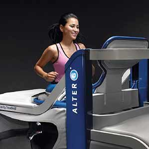 Alter-G Physical Therapy