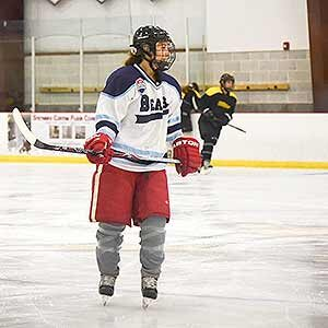 Dr. Jamie May DPT - Hockey